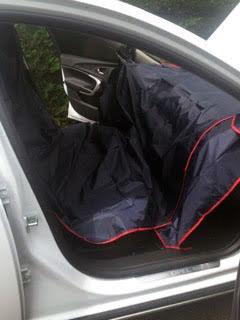 Housse de protection de l'intérieur du véhicule