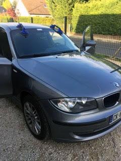 Remplacement d'un pare brise de voiture à Blois (41)