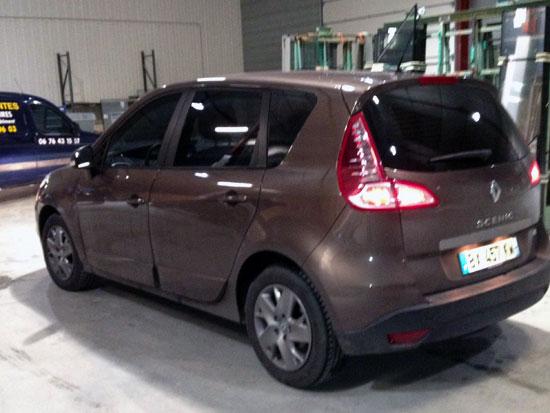 Vitres teintées voiture et protection solaire automobile à Vineuil(41)