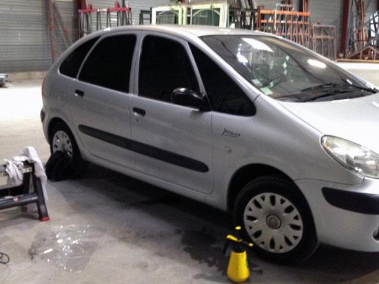 Vitres teintées voiture et protection solaire automobile à La Chaussée-Saint-Victor(41)
