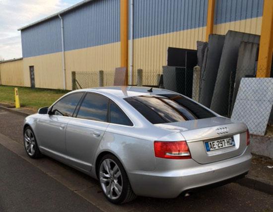 Vitres teintées voiture et protection solaire automobile à Villebarou(41)