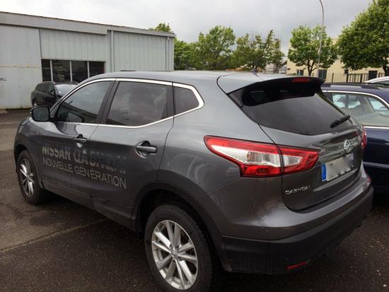 Vitres teintées voiture et protection solaire automobile à Huisseau-sur-Cosson(41)