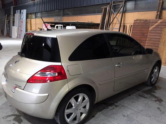 Vitres teintées voiture et protection solaire automobile à Les Montils(41)