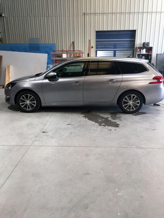 Vitres teintées voiture et protection solaire automobile à Montlivault(41)
